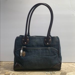 Nine West jean handbag
